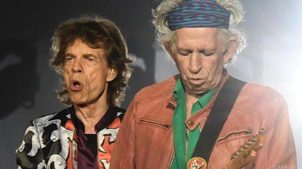Ärzte raten Jagger zur Pause:Rolling Stones verschieben Tour