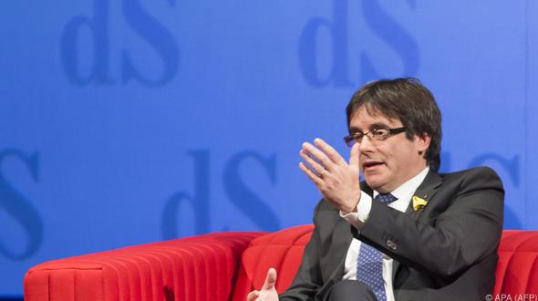 Puigdemont und vier Ex-Minister in Belgien vor Gericht