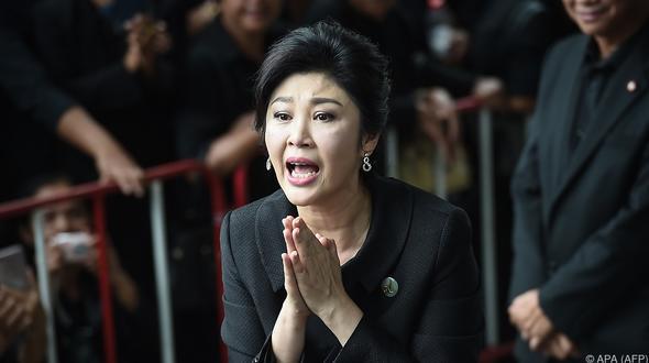 Ex-Premierministerin Shinawatra verurteilt