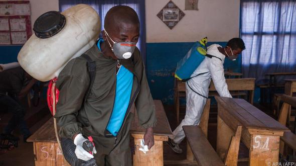 Zahl der Pest-Toten in Madagaskar auf mehr als 90 gestiegen