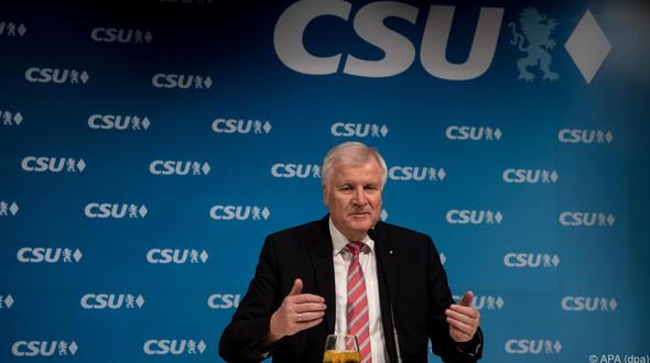 Horst Seehofer lässt Zukunft in CSU offen