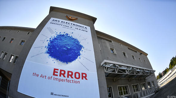 """Error - the art of imperfection"" Foto: APA"