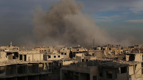 Syrien: 16 Zivilisten sterben bei Angriff auf Krankenhaus in Afrin