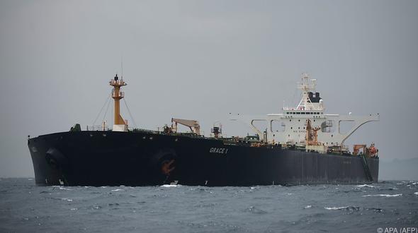 Supertanker in Gibraltar: Offiziere wieder auf freiem Fuß