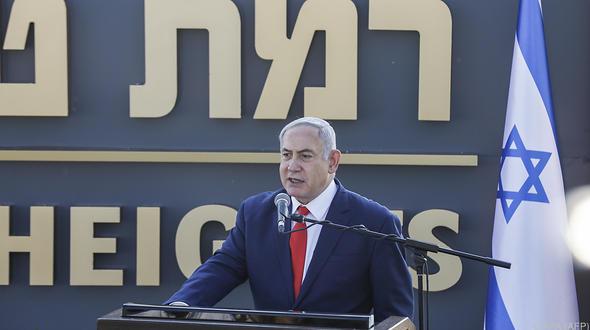Ehre für den US-Präsidenten: Israel nennt neuen Siedlung
