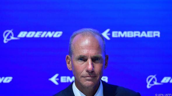 Boeing-Chef: 96 Testflüge mit neuer 737 absolviert