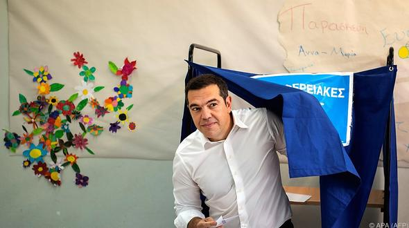 Tsipras kündigt vorgezogene Neuwahlen in Griechenland an