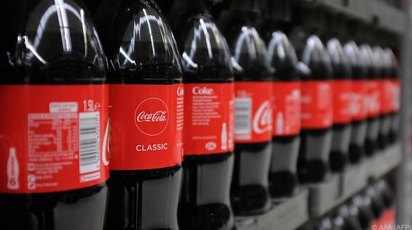 Negativpreis für Coca-Cola