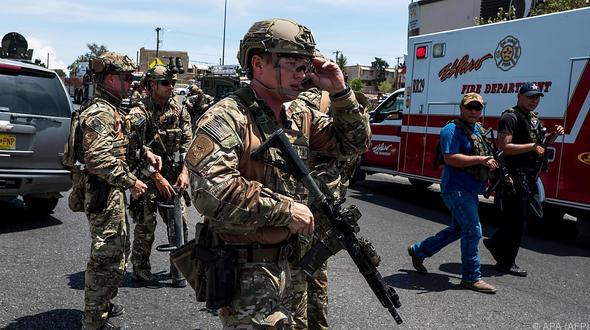Trump macht Medien nach Massakern mitverantwortlich für