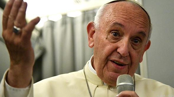 Will der Papst beim Vaterunser Jesus korrigieren?