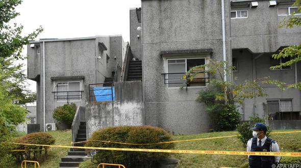 Japaner zündet Wohnung an: Frau, fünf Kinder tot