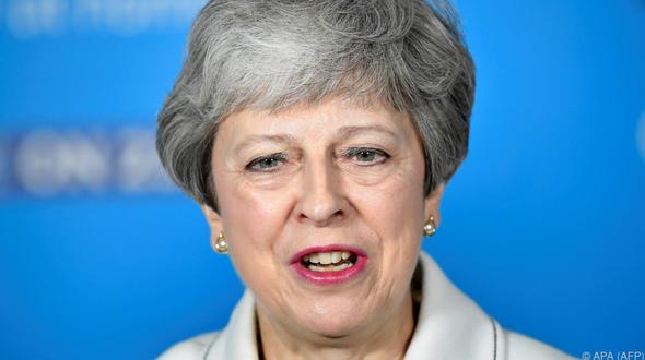 Großbritannien - May verspricht