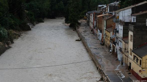 Valencia, Murcia: Zwei Tote nach Unwettern im Südosten Spaniens
