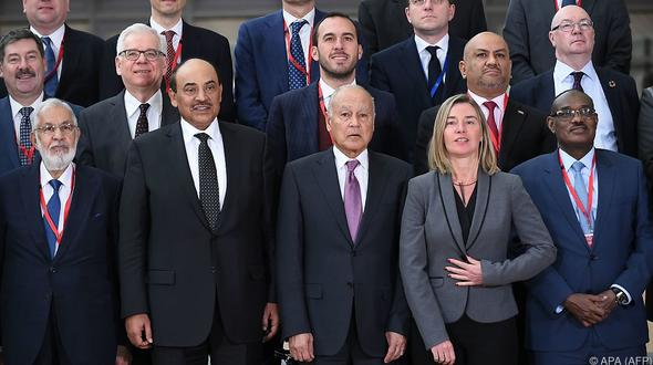 EU und Arabische Liga wollen zusammenrücken