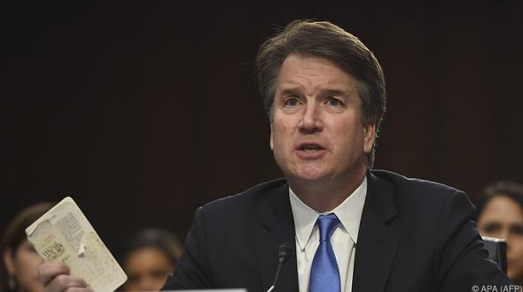 FBI soll Missbrauchsvorwürfe gegen Brett Kavanaugh untersuchen