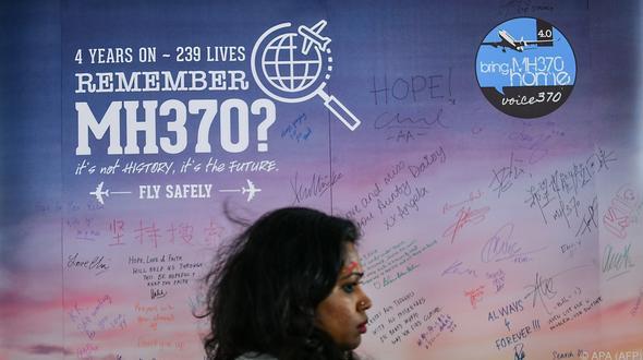 Abschlussbericht zum Schicksal von MH370