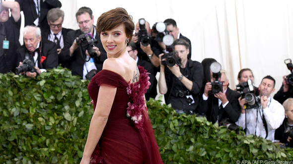 Scarlett Johansson springt nach Kontroverse von Rolle ab