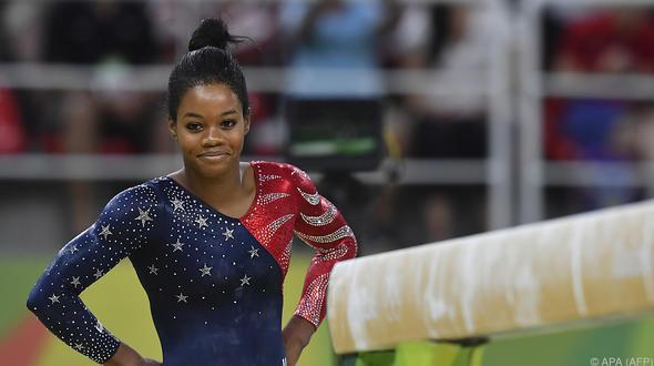 Olympiasiegerin Douglas vom Team-Arzt missbraucht