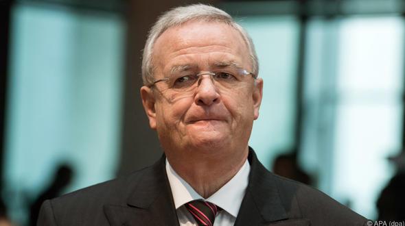 Diesel-Betrug: Ex-VW-Chef Winterkorn angeklagt