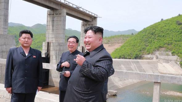 Nordkorea rasselt mit den Säbeln: Neue Raketentests