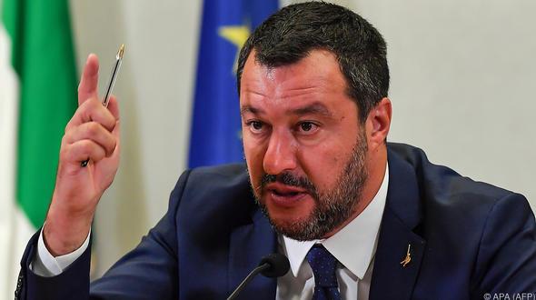 Salvini rudert zurück: Streit in Italiens Regierung