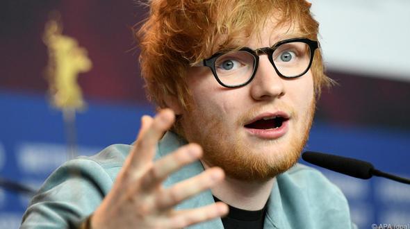 Vorwurf Ed Sheeran soll bei Marvin Gaye abgeschrieben haben
