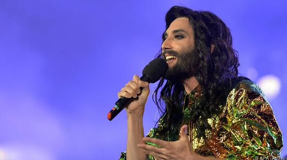 Conchita gewann 2014 den Eurovision Song Contest