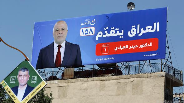 Erste Parlamentswahl im Irak nach Sieg gegen IS hat begonnen