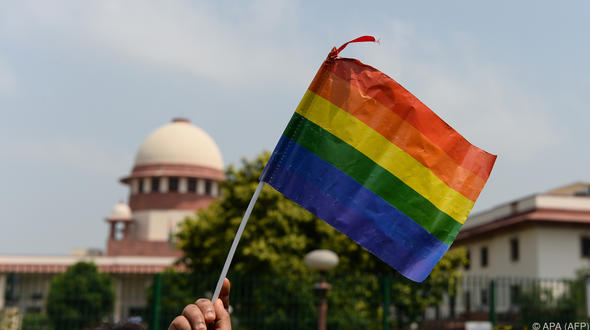 Homosexueller Sex aus Indien