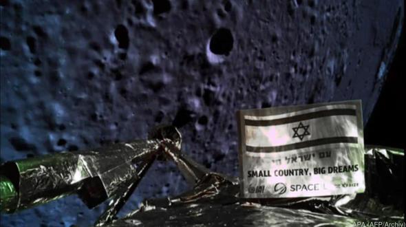 Crash einer Raumsonde - Bärtierchen auf dem Mond