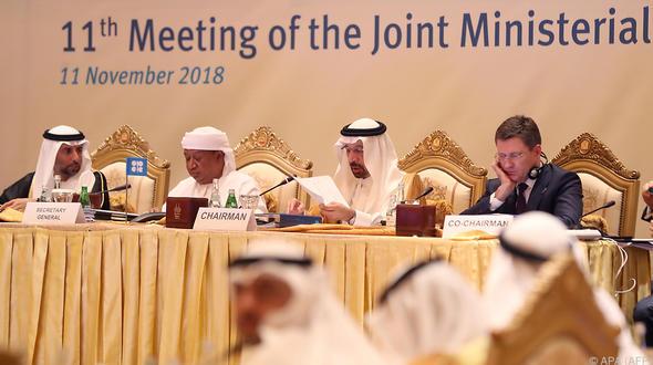 Saudi-Arabien will Erdölproduktion drosseln und Preis damit stabilisieren