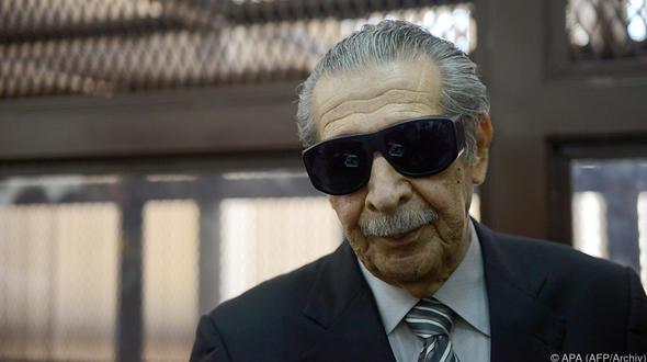 Guatemalas Ex-Diktator Ríos Montt im Alter von 91 Jahren gestorben