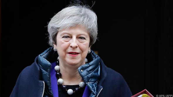 EU lehnt Mays Brexit-Vorschlag ab