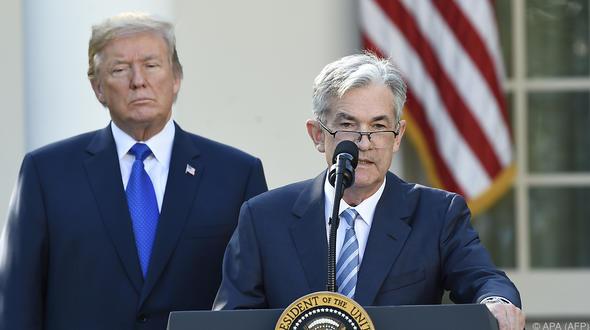 USA: Donald Trump legt sich erneut mit US-Notenbank an