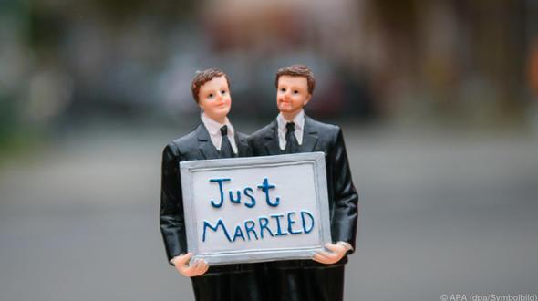 Oberstes Gericht gibt in Österreich Weg für Ehe für alle frei