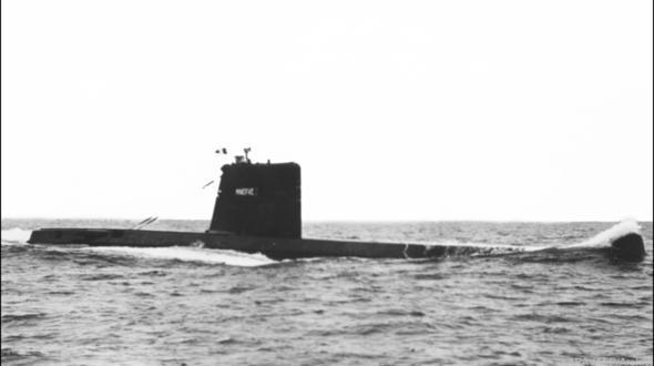 Französisches U-Boot mehr als 50 Jahre nach Verschwinden gefunden