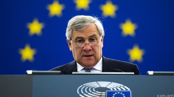 EU-Parlamentspräsident Tajani EU braucht mehr Geld