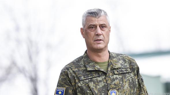 Balkan - Kosovo beschließt Aufbau einer Armee