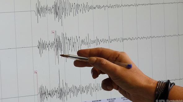 Erdbeben der Stärke 5,7 erschütterte Bali