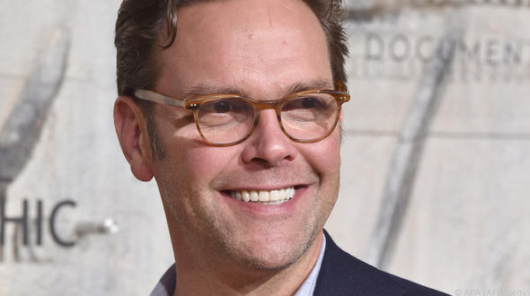 James Murdoch ist bisher CEO von 21st Century Fox. - Foto: APA (AFP/Getty)