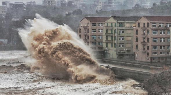 Nach Taifun