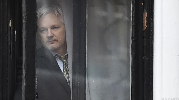 WikiLeaks-Gründer: Geheime Klage gegen Assange offenbar versehentlich veröffentlicht