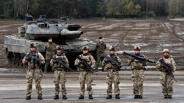 EU-Staaten beschließen ständige militärische Zusammenarbeit