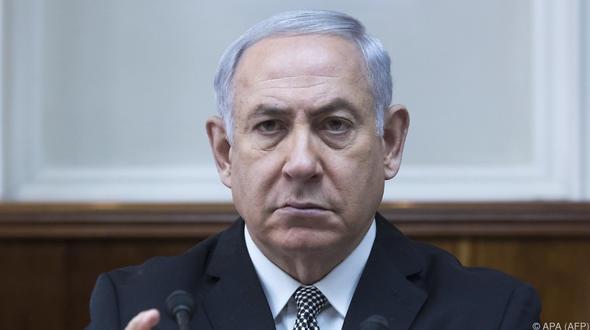 Netanjahu wehrt sich gegen Anklage-Empfehlung der Polizei