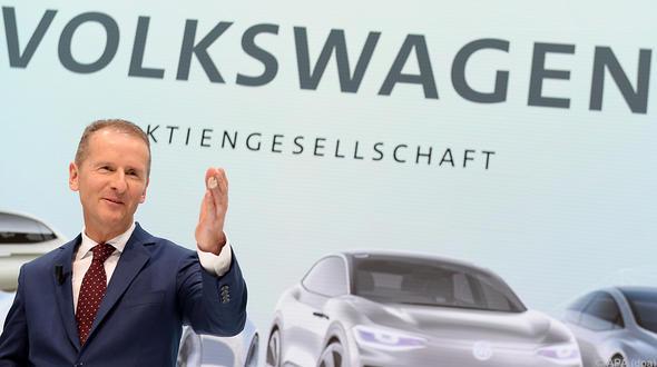 Milliardenschwere Investitionen: Volkswagen treibt E-Mobilität voran