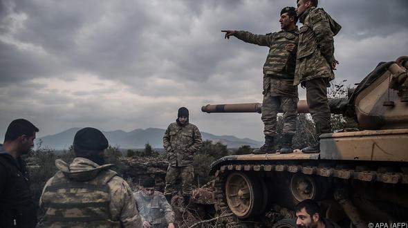 Kurdenoffensive der Türkei kommt vor den UN-Sicherheitsrat