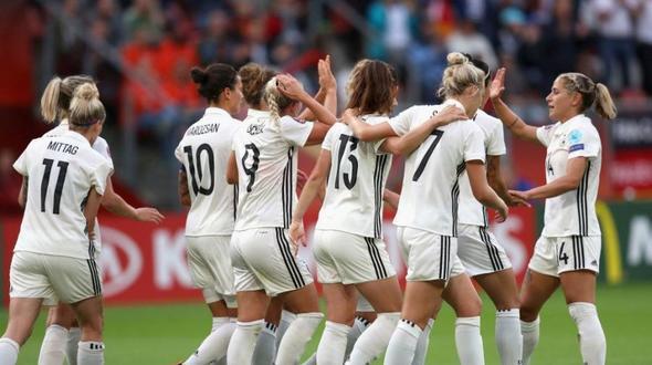 Fußball-Frauen-EM: Deutschland und Schweden im Viertelfinale