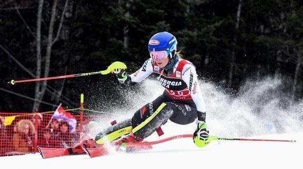 Slalom Damen Live