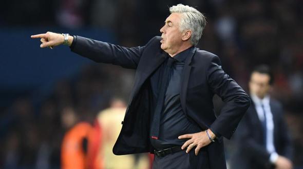 ancelotti trainer