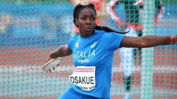 Zählt zu den großen italienischen Talenten Daisy Osakue